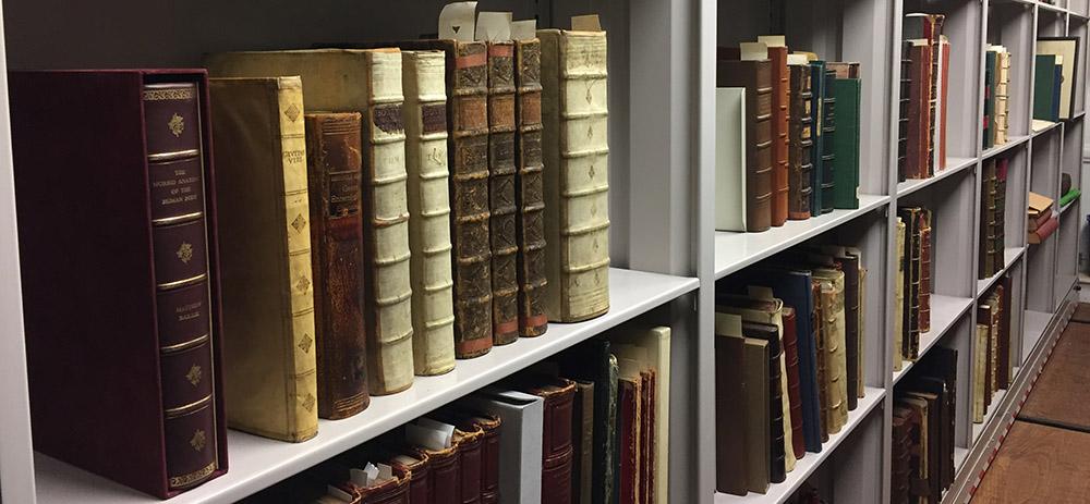 Rare Books - Allen Memorial Medical Library